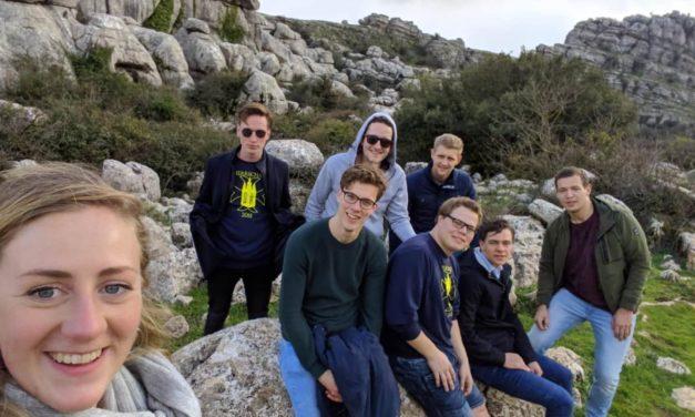 Jaargroepen op Vakantie